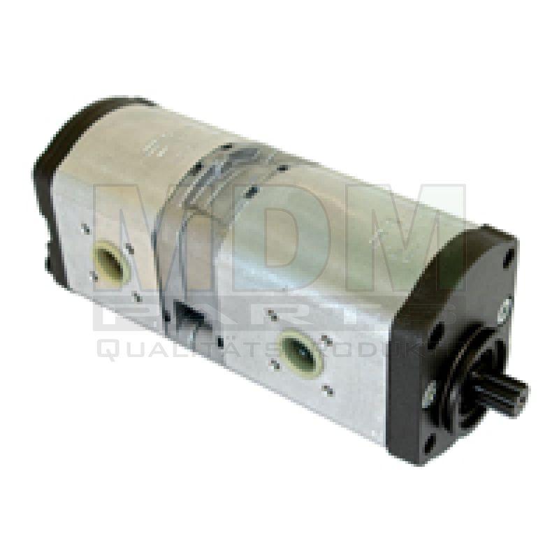 BOSCH Hydraulic pump, 22,5 + 16 cm³ U, Bosch-No. 0510765337