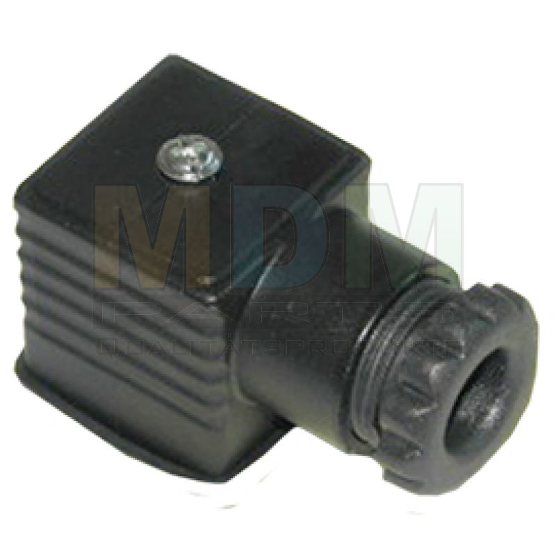 Din Connector For Solenoid Valve