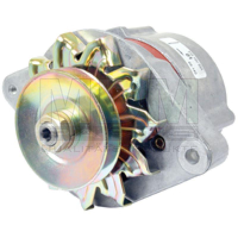 Lichtmaschine 14 Volt 33-35 Ampere mit Riemenscheibe Generator
