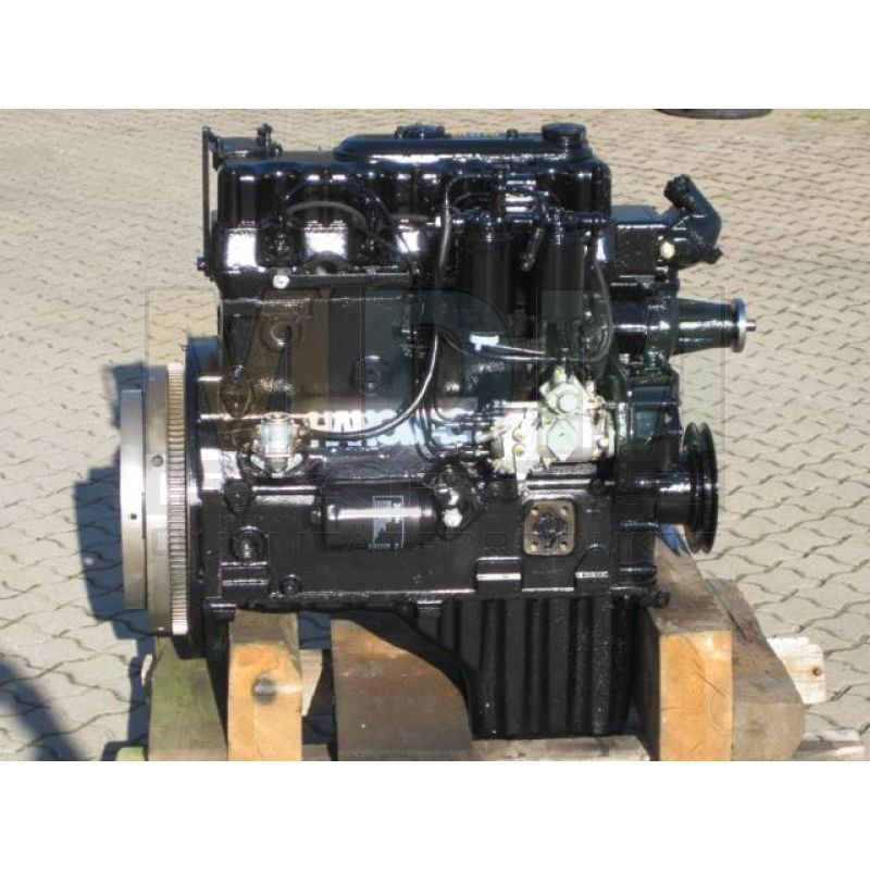 Motor Im Tausch F 220 R Hanomag B6 Mf 22
