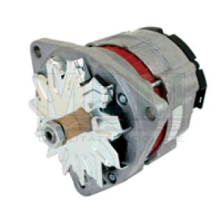Generator / alternator 14 volts 55 amperes, without belt pulley