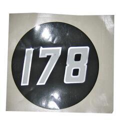 Kabine Mounting Gummi Buchse Fiat Heck Paar Teile Nummer n Ref : 4997423