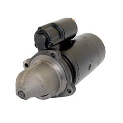 Starter 24V 4.0 KW (9th pinion), 3-hole flange, bell...