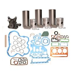Motor Overhaul Kit 35 35X Chrome Liner