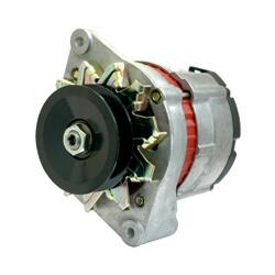Generator / alternator 14 volts 55 amperes, 17th belt pulley