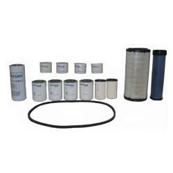J908615, Teile-Nummer Motoröl Filter Case Maxxum 5140//5150 1072417M1