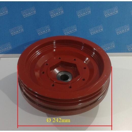 5206 Dichtung Ölpumpe Deutz 4.57 O-Ring 5006 4506 4006 6.07 6.17