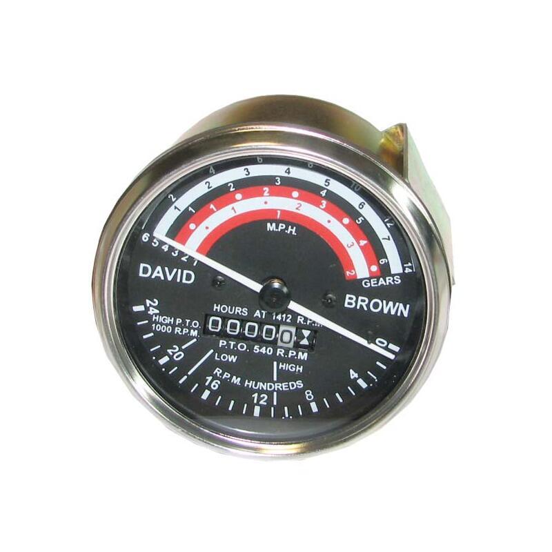 White David Browns Grill Befestigungs Stift für David Brown