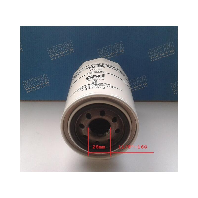 Cs Automatikgetriebe Mann-Filter Case Ih Hydraulikfilter