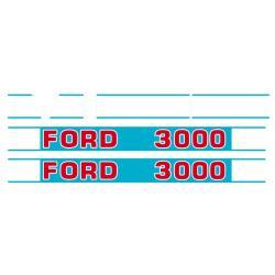 Teile Nummer D1NN8151B Kühlergrill für Ford New Holland Ref n : 81824198