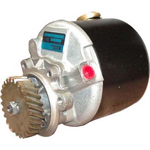E6NN3K514EA Power Steering Pump Fits Ford 3000 4000 5000 5600 7000 7600 7700