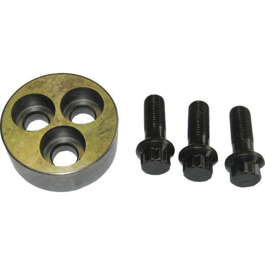 Aluminium Industrienähmaschine Spulen Metallspulen 21mm Carft G9P4